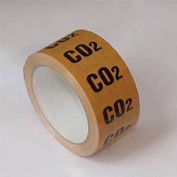 Pipe ID Tape – CO2 - 50mm x 33M