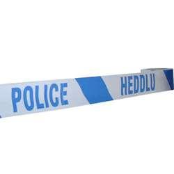 Police - Heddlu Barrier Tape
