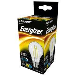 Energizer Filament LED GLS 806LM E27 - Warm White