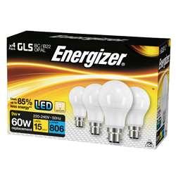 Energizer LED GLS 806LM E27 - Warm White