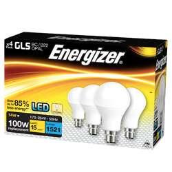 Energizer LED GLS 1521LM E27 - Warm White