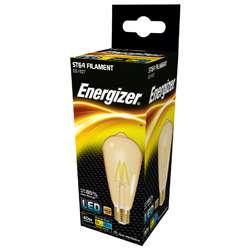 Energizer Filament Gold LED ST64 E27