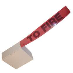 Barrier Tape - To Fire