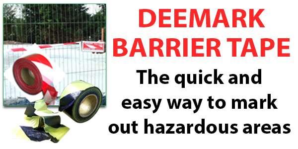 Deemark Barrier Tape