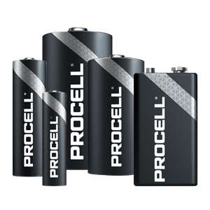 Procell Duracell Batteries