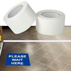 Low Tack PVC Tape