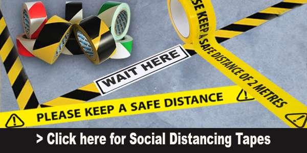 Social Distancing Tapes