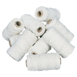 Thin Cotton Twine 500gm 625m - 100% Cotton Fibre