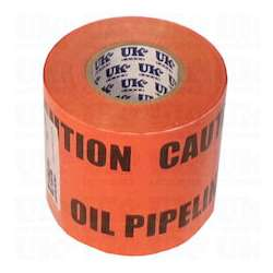 Oil Pipeline Warning Tape