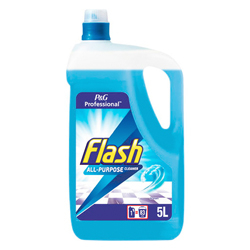 5L Flash Professional All Purpose Cleaner - Ocean Fresh