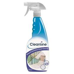 Cleanline Glass & Stainess Steel Cleaner