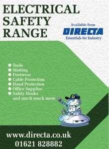 Directa Electrical Range Brochure