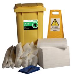 240L Oil Only Spill Response Kit