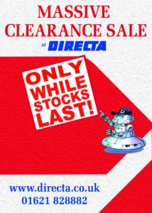 Massive Clearance Sale Brochure