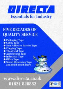 Directa Tape Range Brochure