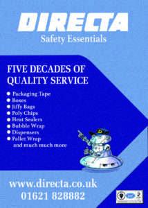 Safety Essentials Brochure 2021
