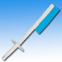 Medium Machine Brush - Blue