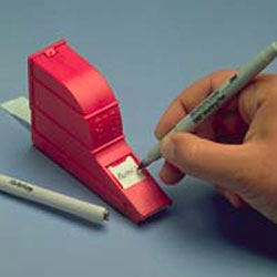 3M Scotchcode Write-On Dispenser - Small