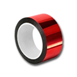 3M Polyester Film Tape 850 - Red